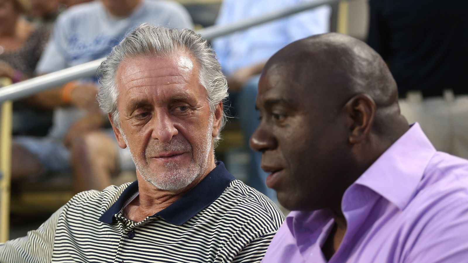 Lakers News: Pat Riley calls Magic Johnson 'the greatest player of all-time' - Silver Screen and ...