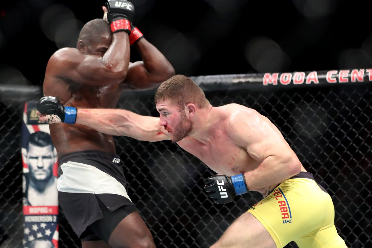 Image result for ion cutelaba ufc