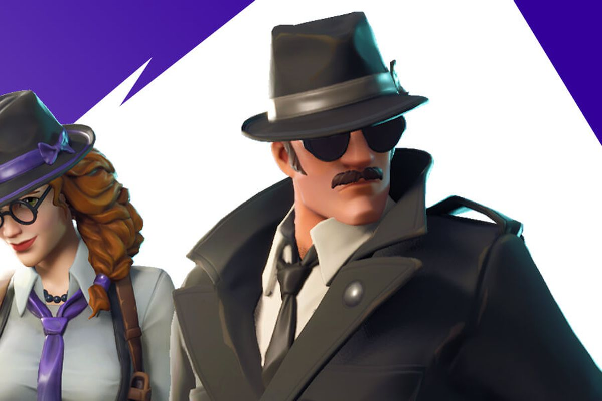 The Spy Within Fortnite game mode