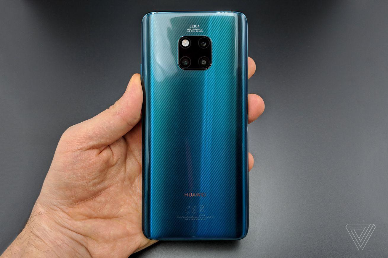 <em>Huawei Mate 20 Pro.</em>