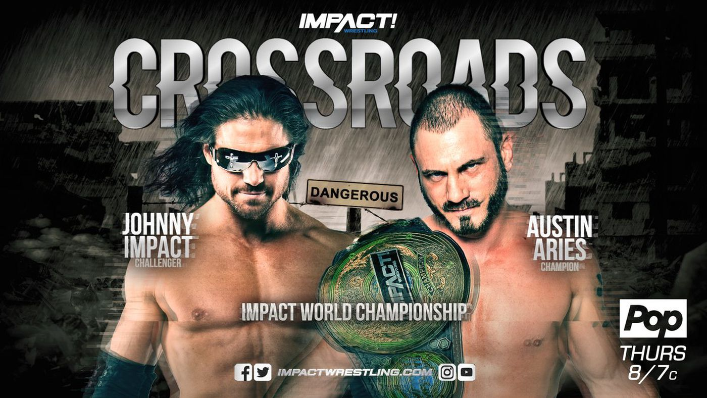 Image result for impact wrestling crossroads