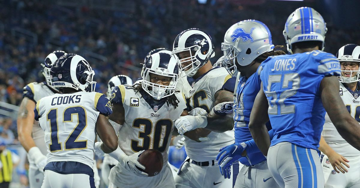 Rams-Lions: Film review shows run game adjustments