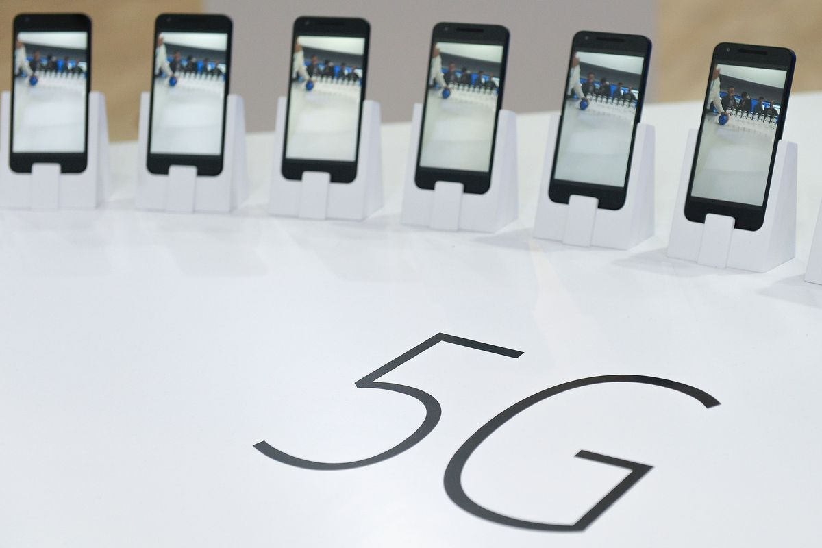 A new generation of 5G will change everything from platforms to self-driving cars