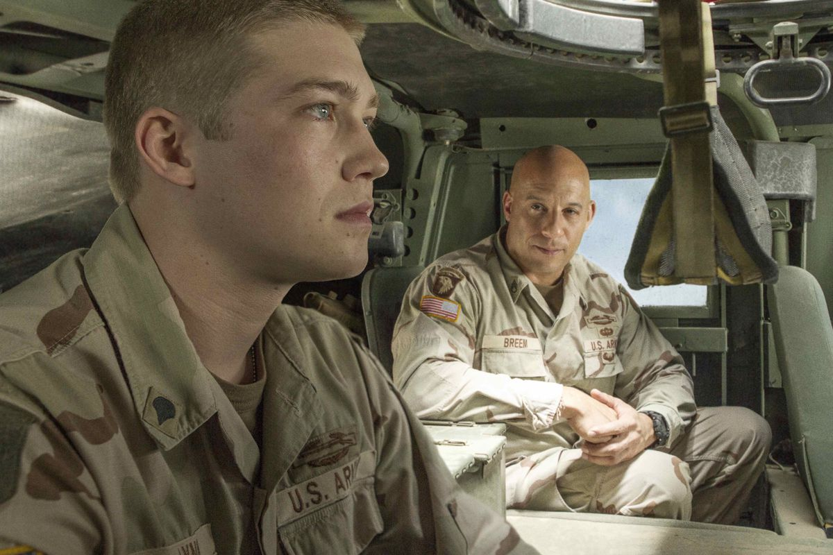 Billy Lynn's Long Halftime Walk is all technology, no movie