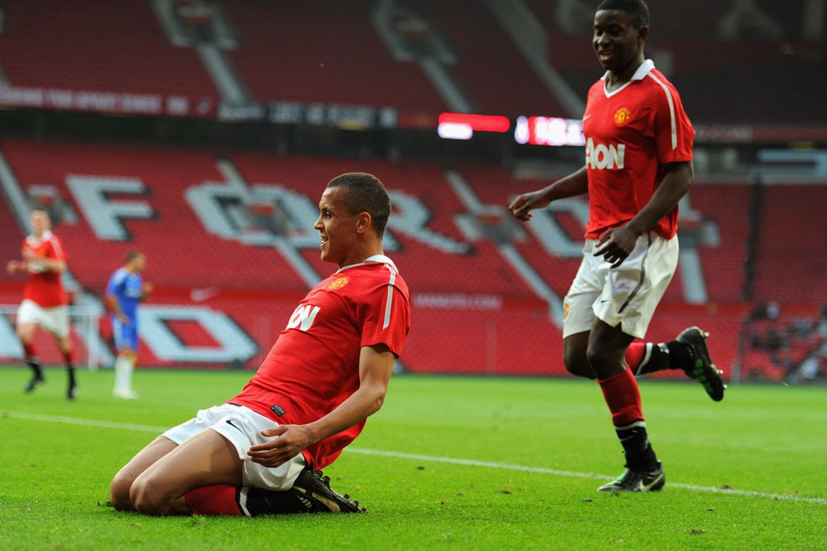 Starlet Ravel Morrison could potentially feature against Crystal Palace on Wednesday