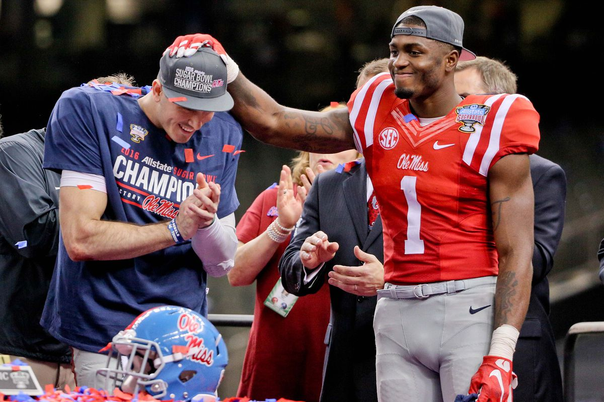 Y'all really loved the Chad Kelly to Laquon Treadwell connection, huh?