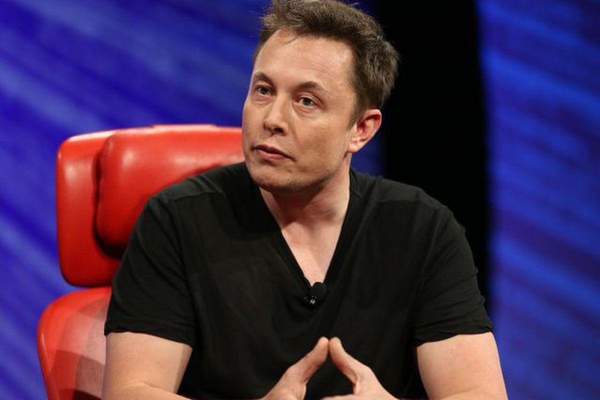 Elon Musk says activists should be happy that he's advising President Trump