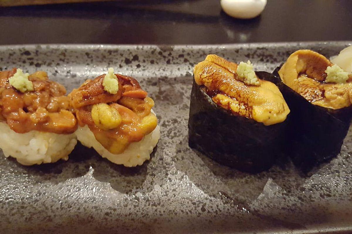 Uni at Ichi Sushi