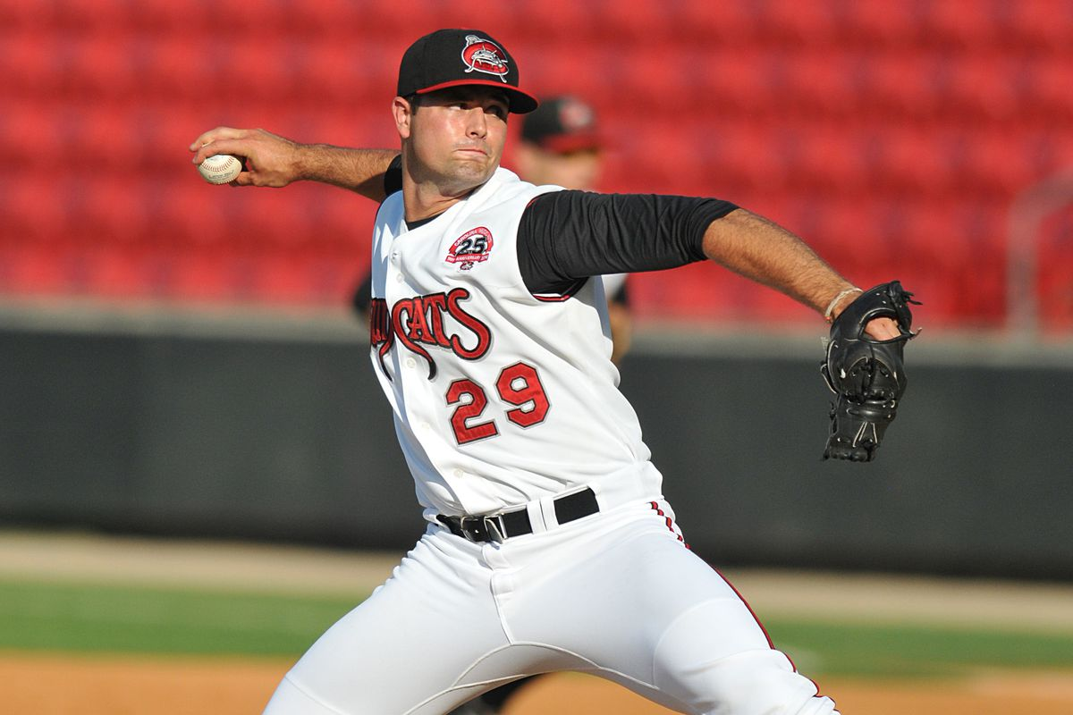 Caleb Dirks has allowed two runs in 26⅔ innings across two levels in 2015.