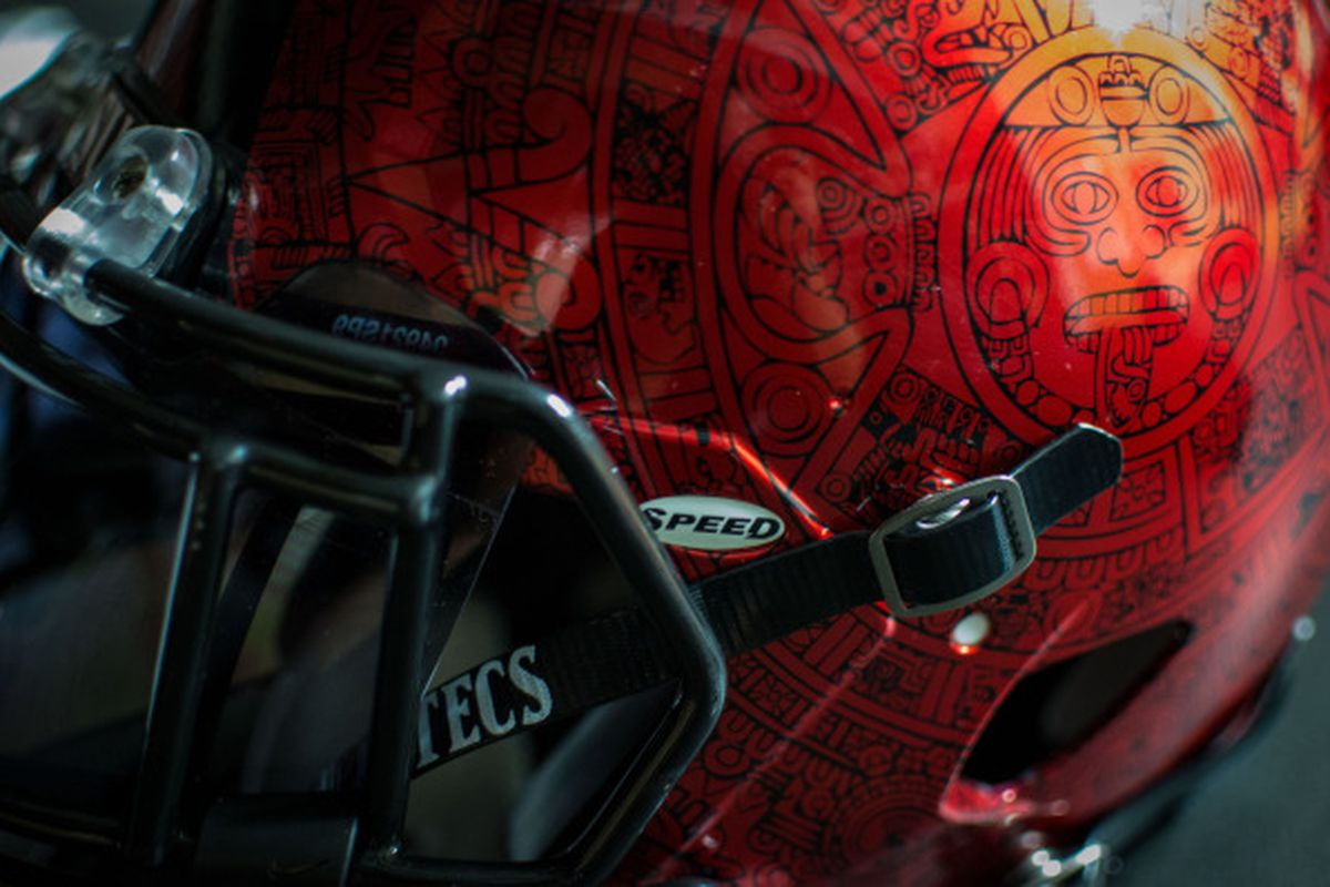 59e068c62 San Diego State s new Aztec helmets are extremely badass - SBNation.com