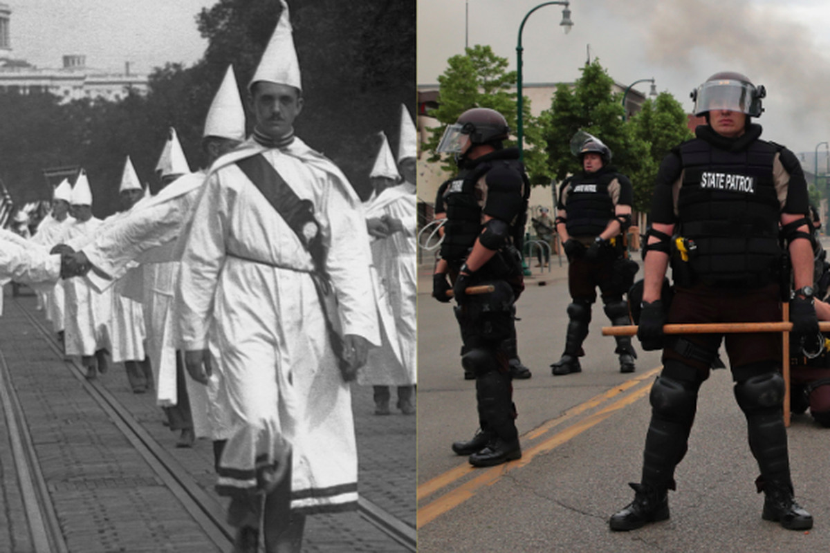 KKK / Cops