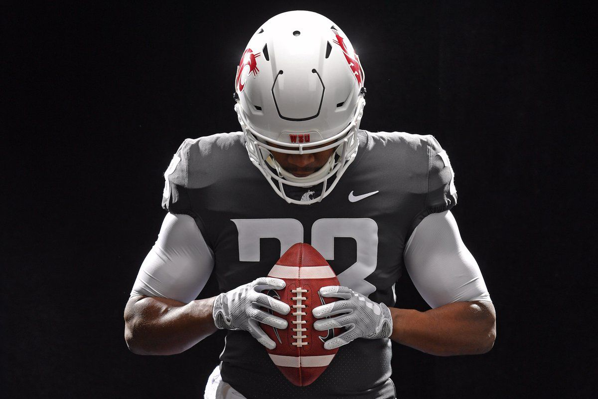WSU football uniforms get a makeover for 2017