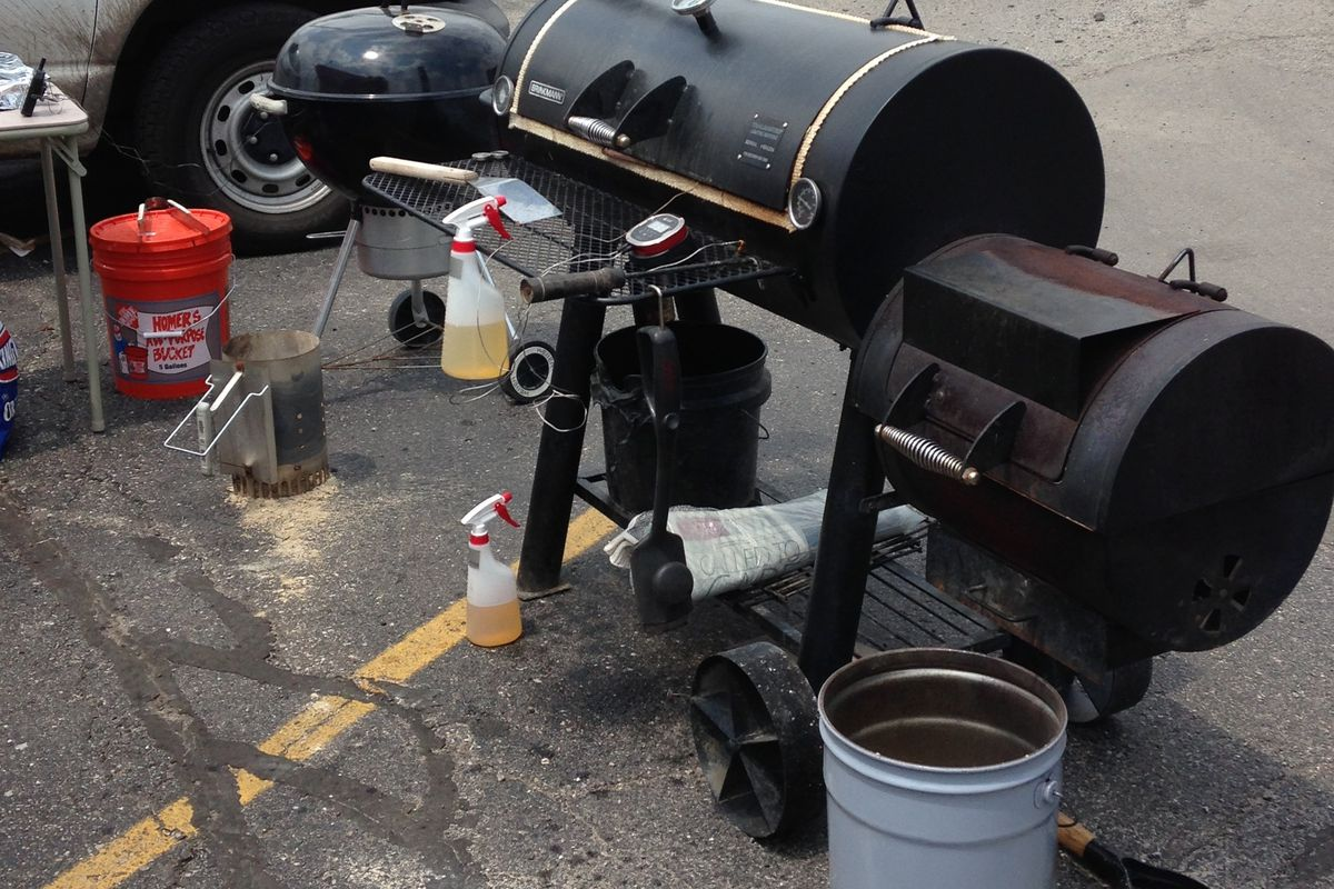 Red,White and Blues Festival and BBQ Competition.