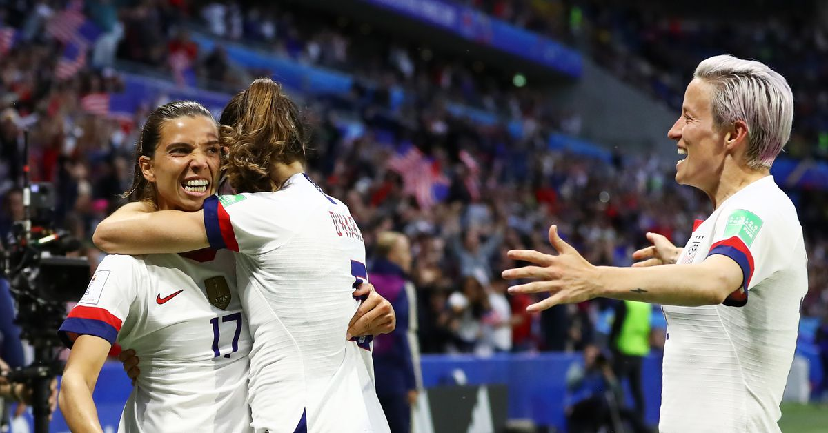 USA v. Spain, World Cup: Gamethread, live stream, how to watch  - Sounder At Heart
