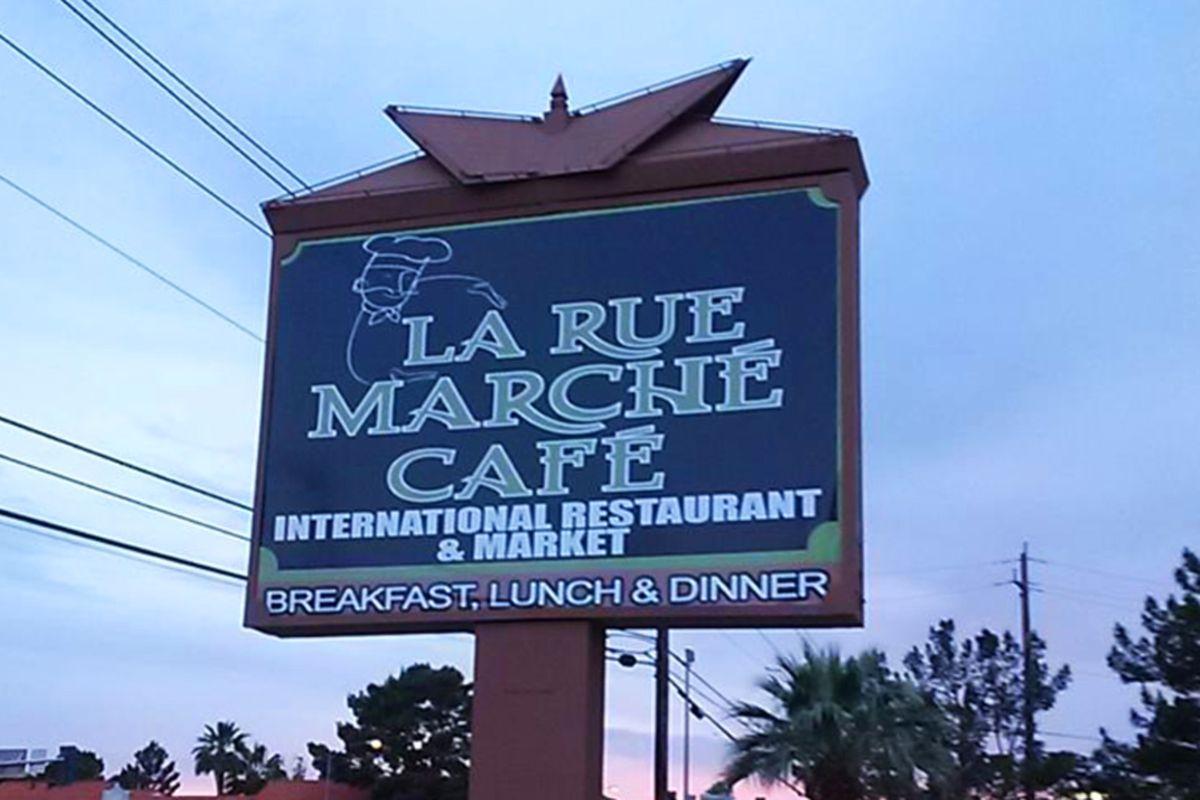 La Rue Marché Café