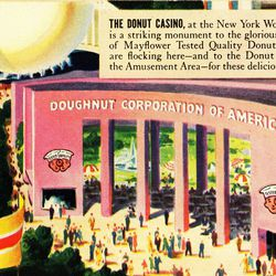 "The Donut Casino via <a href=""http://www.flickr.com/photos/paulmalon/5353856878/"">Flickr</a>."