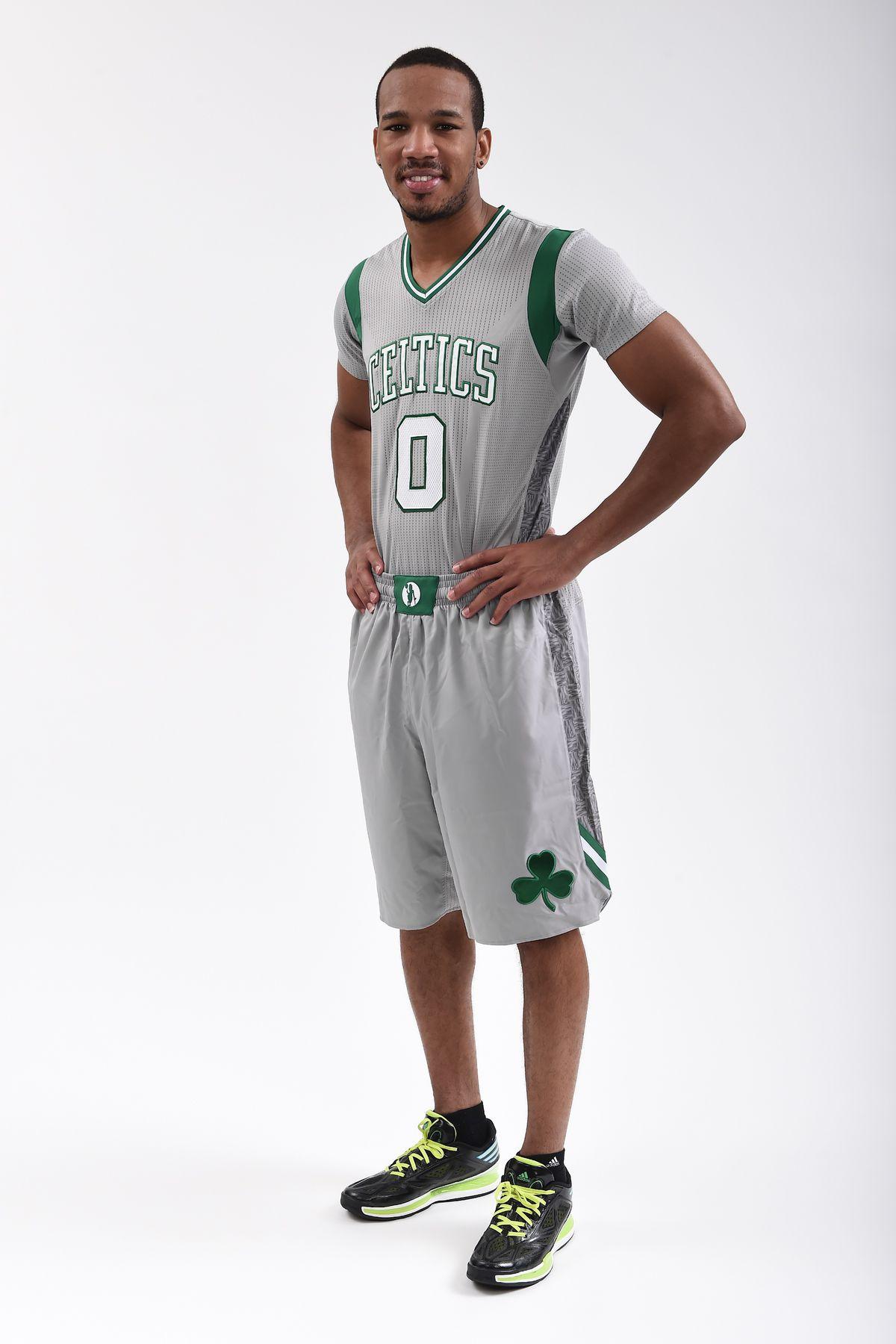 The Celtics unveil hideous grey 054fa138e1c0