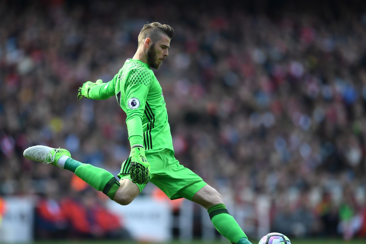 Real Madrid end pursuit of Manchester United goalkeeper David De Gea