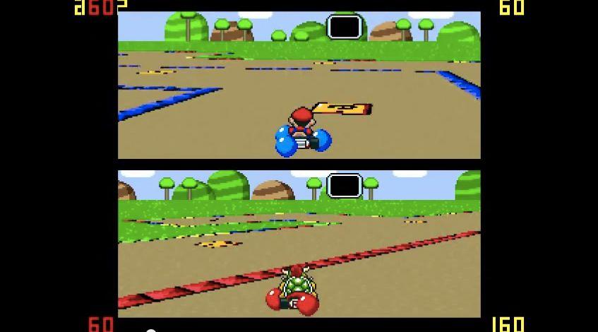 Super Mario Kart: Battle Mode