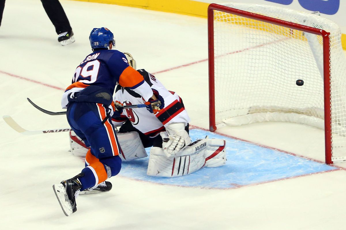 The preseason game winning shootout goal.  Given how the first 20 went, I can't complain about there being a shootout.