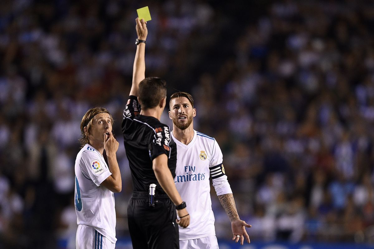 Real Madrid s appeal not successful Sergio Ramos will miss match