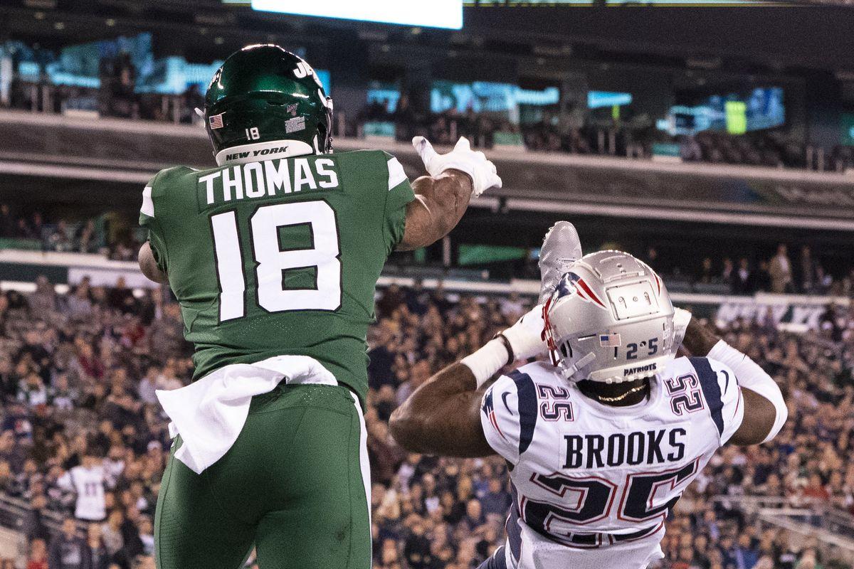 NFL: OCT 21 Patriots at Jets