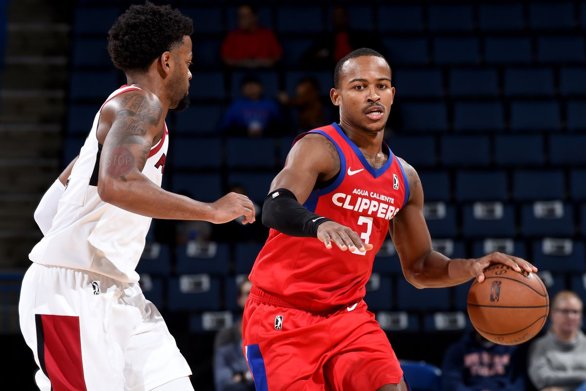Sioux Falls Skyforce v Agua Caliente Clippers of Ontario