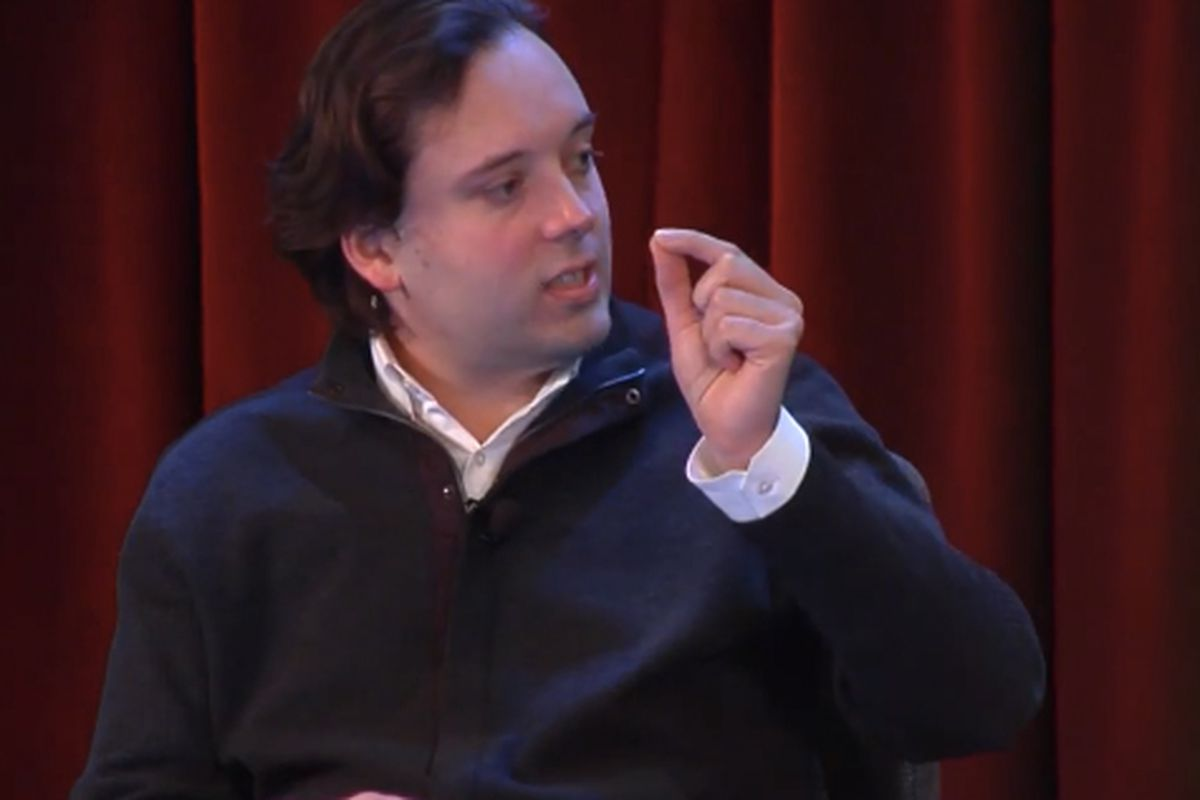 Watch Paul Liebrandt's Google Talk on His New Book and Fine Dining's