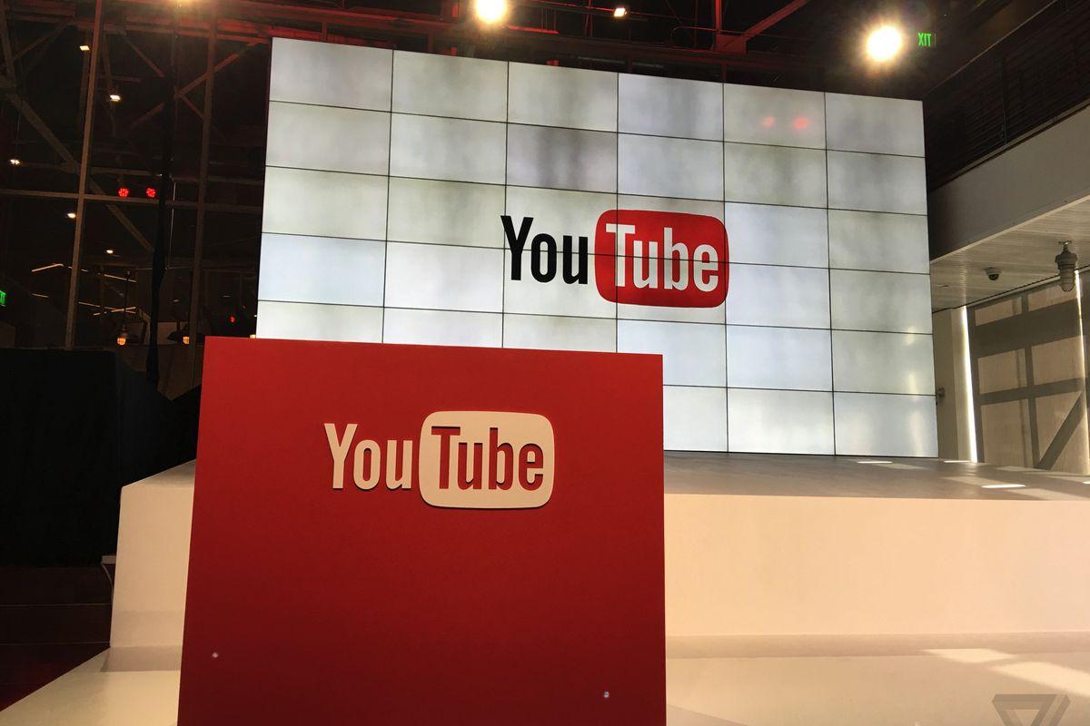 YouTube Studios LA event (STOCK)