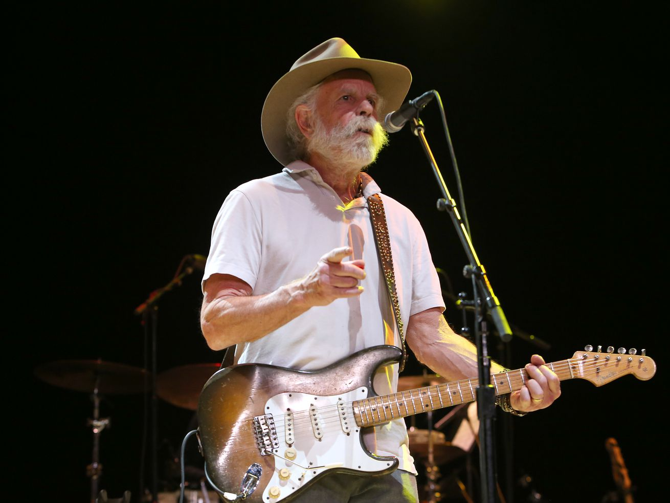 Bob Weir (pictured in 2018 in Los Angeles) and the rest of Dead & Company will perform at Wrigley Field on Sept. 17-18 as part of their 2021 tour.
