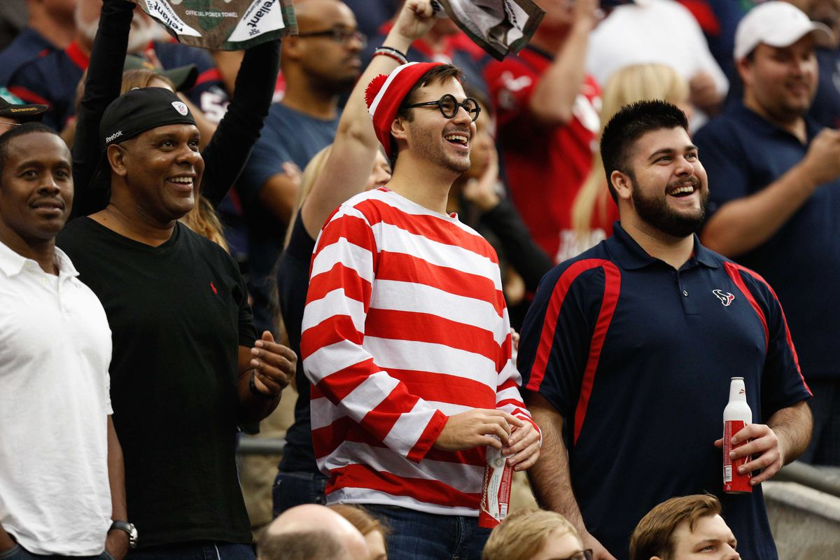 """Will Waldo attend tonight's chat?  Sources say, """"Maybe."""""""