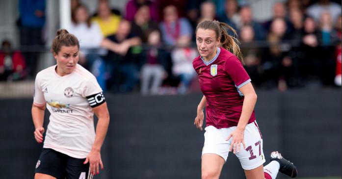 Aston Villa 0 - 12 Manchester United: Villa Ladies hammered in home opener