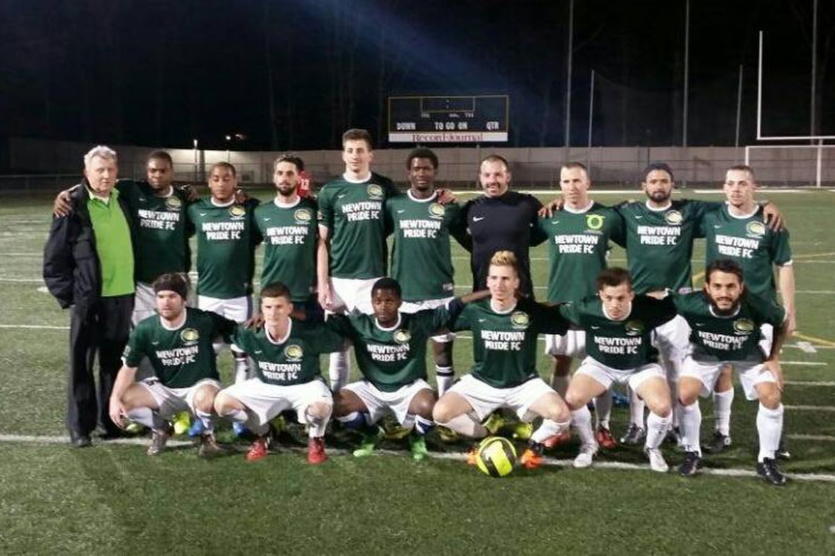 Photo Courtesy of Newtown Pride FC/Matt Svanda