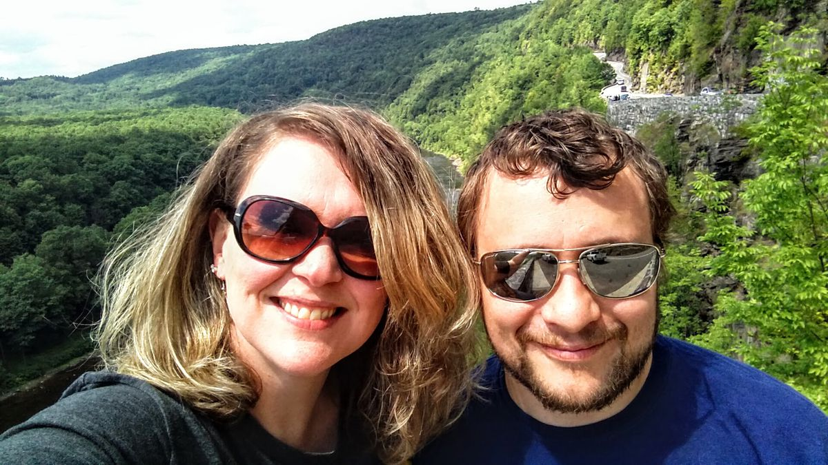 Carrie and Kevin McCormack met as teachers at East Bronx Academy in New York City.