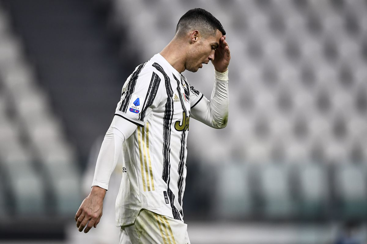 Ronaldo, Pirlo & Juventus are going to lose the Scudetto - Black & White &  Read All Over
