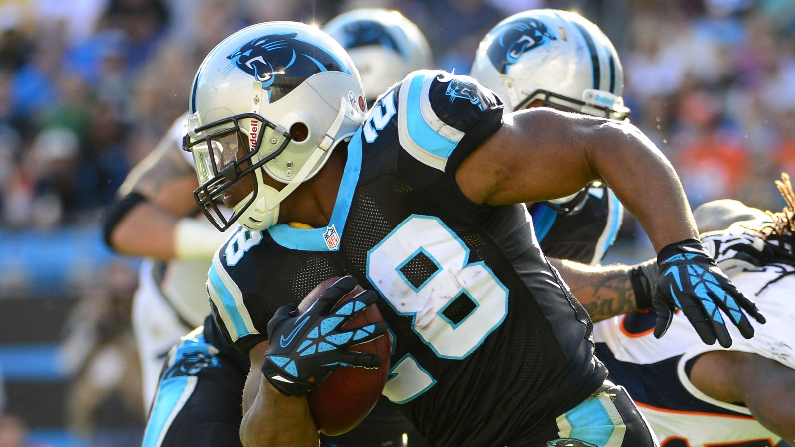 2013 depth chart: How should the Panthers line up at ...