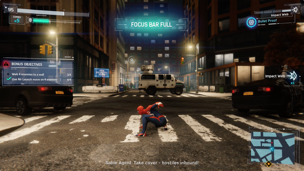 Spider-Man PS4 beginner's guide - Polygon