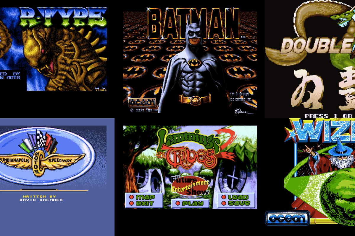 You can now play more than 2,000 Amiga games in your browser