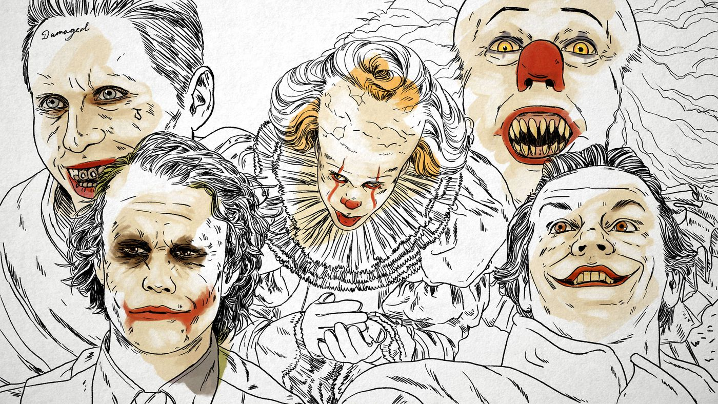 Let's Put a Smile on That Face: The Evolution of Clowns in Hollywood