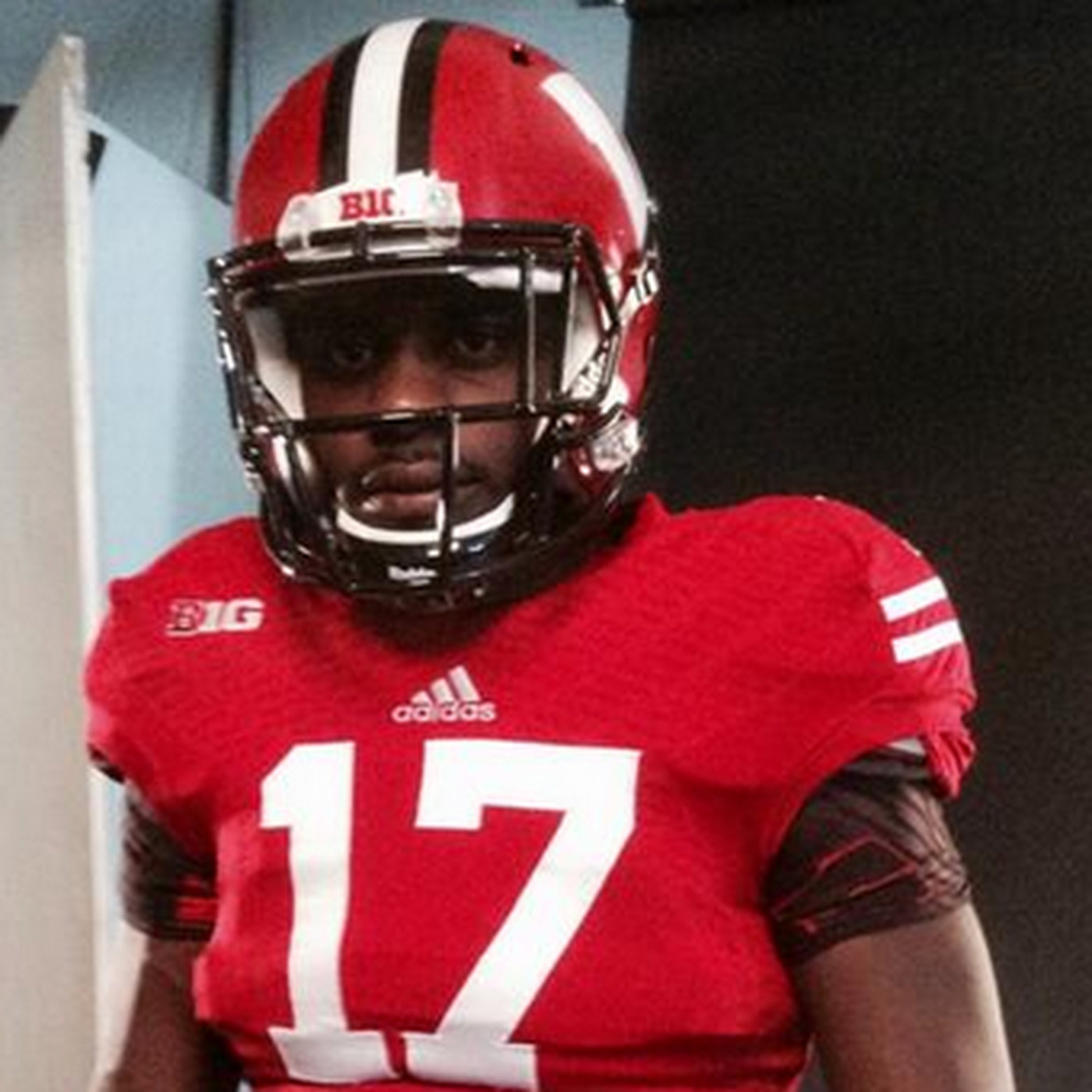 new style 8f5a4 89d86 Possible Wisconsin alternate uniform combination revealed ...