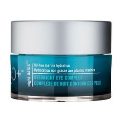 """<strong>H2O Plus</strong> Night Oasis Overnight Eye Complex, <a href=""""http://www.h2oplus.com/product/night+oasis+overnight+eye+complex.do?sortby=bestSellers&from=Search"""">$30</a>"""
