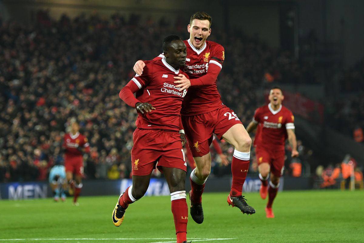 Liverpool 4 Manchester City 3: Man Of The Match