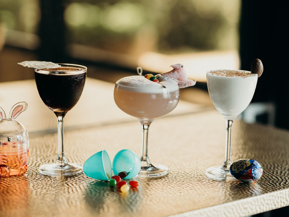 Easter cocktails from Geraldine's