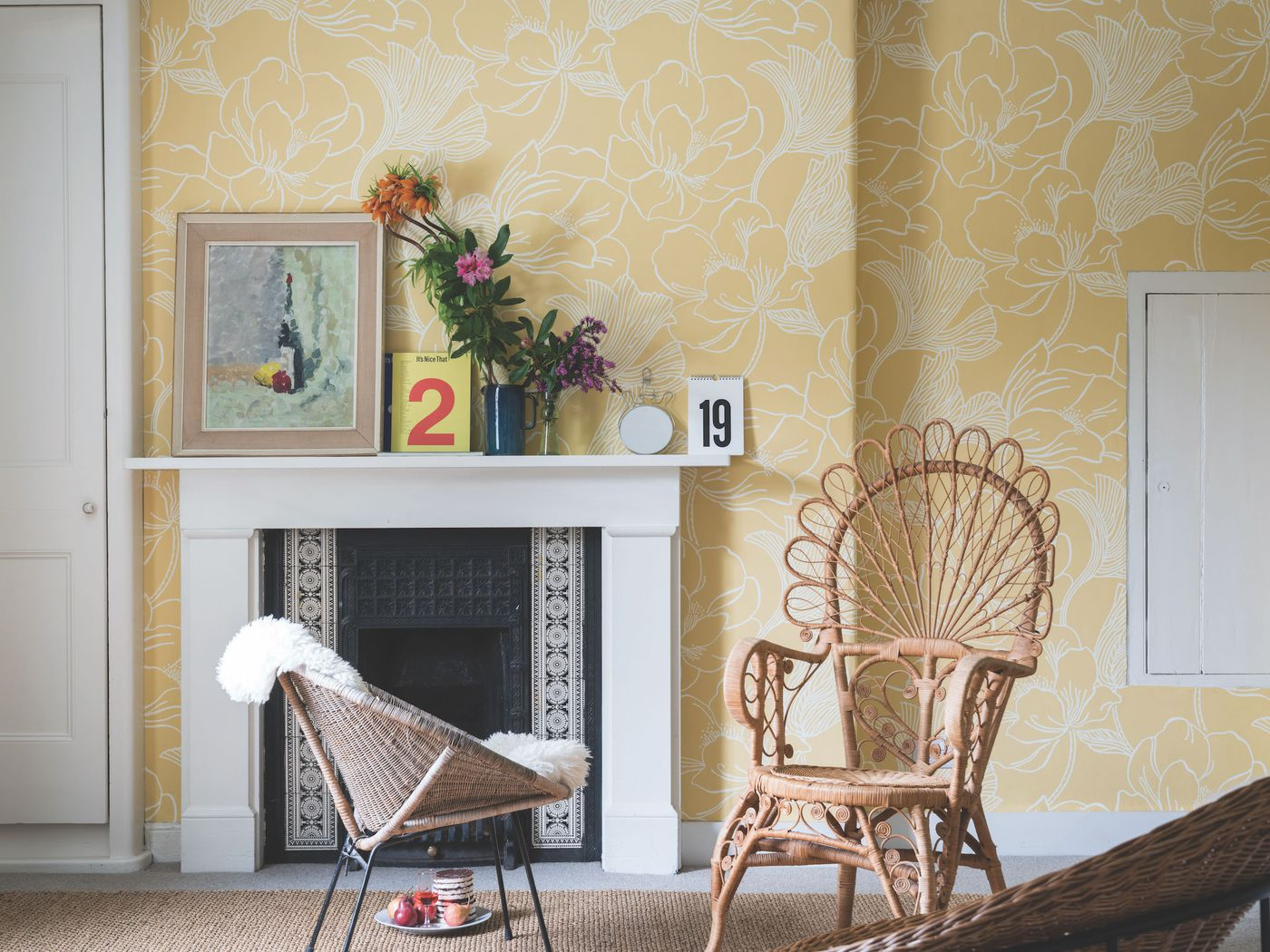 Farrow Ball Launches Whimsical Wallpaper At Anthropologie