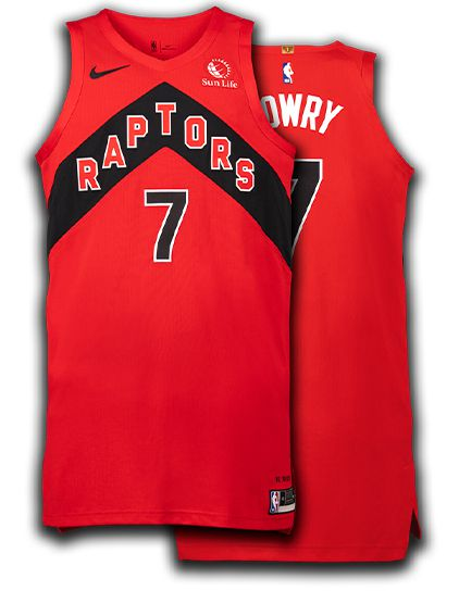 Toronto Raptors Icon edition jersey