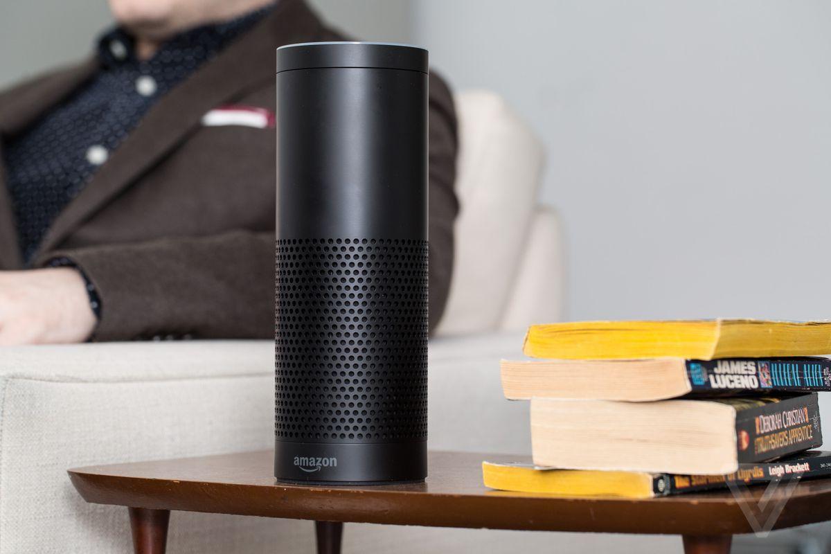 Amazon Echo Devices Now Support Multiroom Audio The Verge