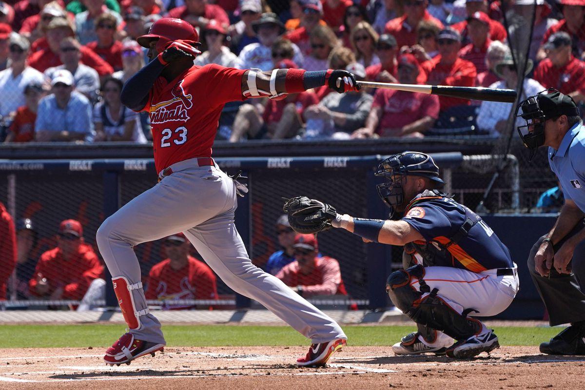 MLB: Spring Training-St. Louis Cardinals at Houston Astros