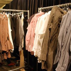 Women's dresses and shirting