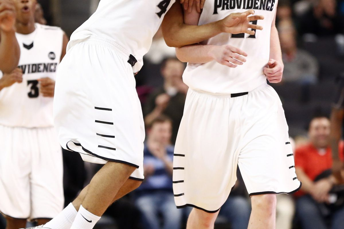 The Providence bench should see a lot of playing time against Maine.