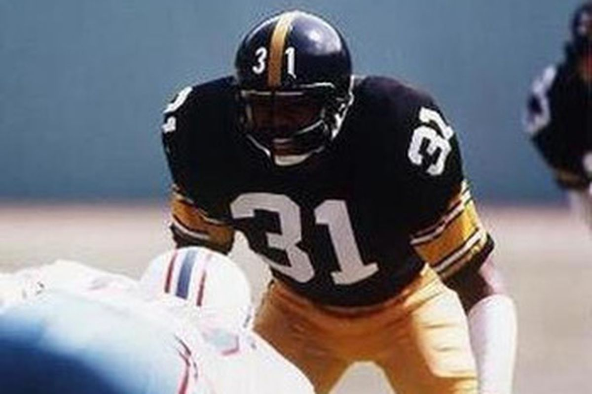 a1da204b7aa Steelers Heroes of the Past  Donnie Shell - Behind the Steel Curtain